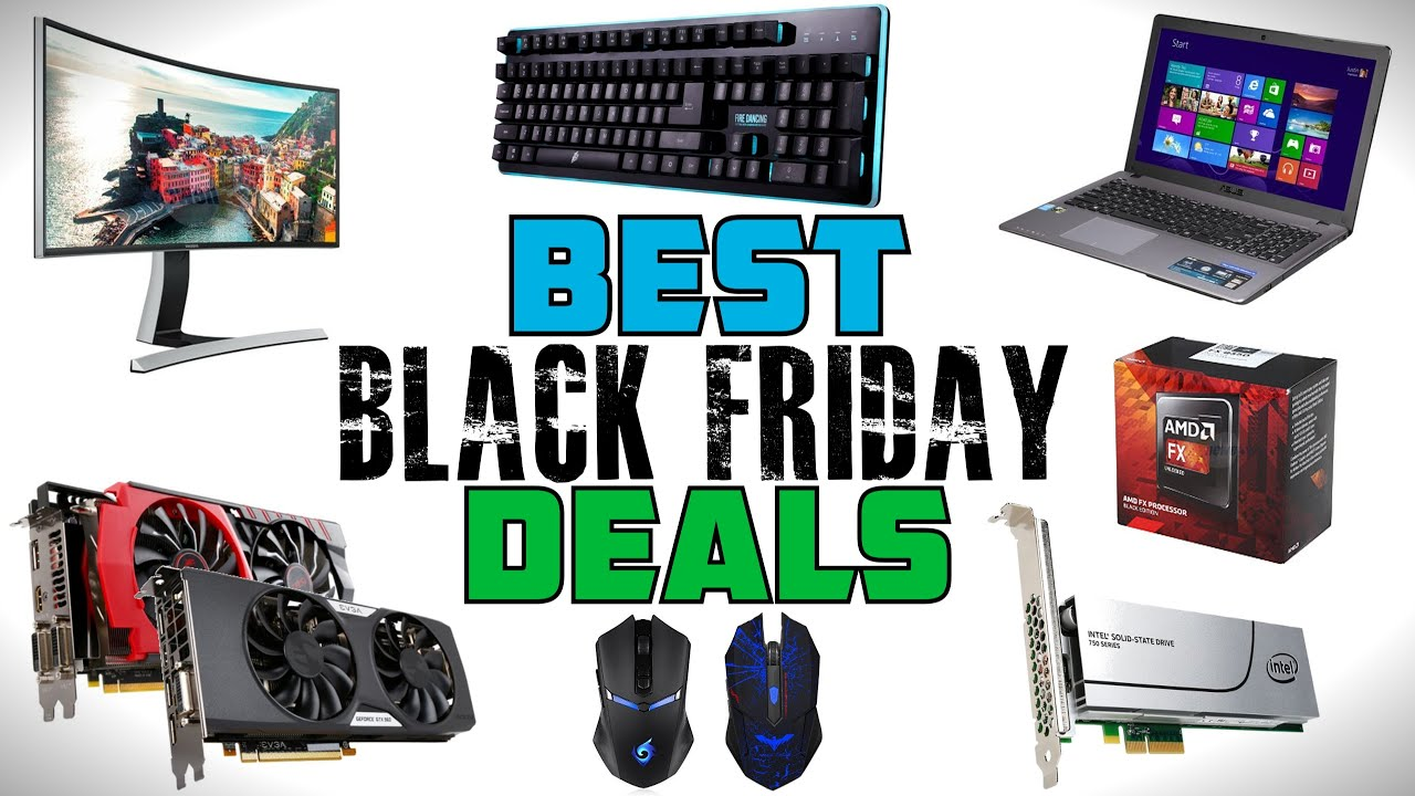 the best black friday tech deals from tvs to laptops to hoverboards youtube. Black Bedroom Furniture Sets. Home Design Ideas