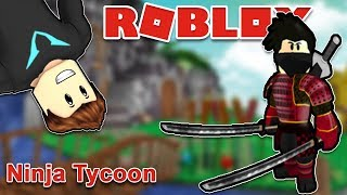 WE ARE NINJAS! | Danish Roblox Ninja Tycoon