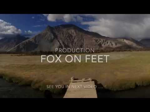 Ladakh : Nubra Valley All Locations By Fox On Feet (in 2 min)