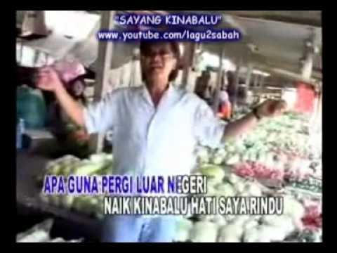 Kimin Mudin - Sayang Kinabalu (MTV With HQ Audio)