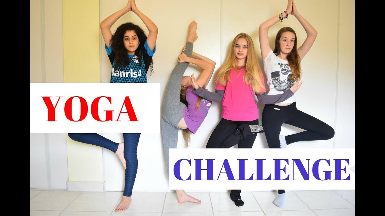 desafio yoga
