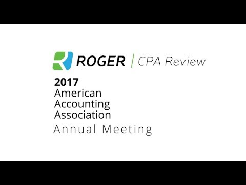 2017 AAA Annual Meeting