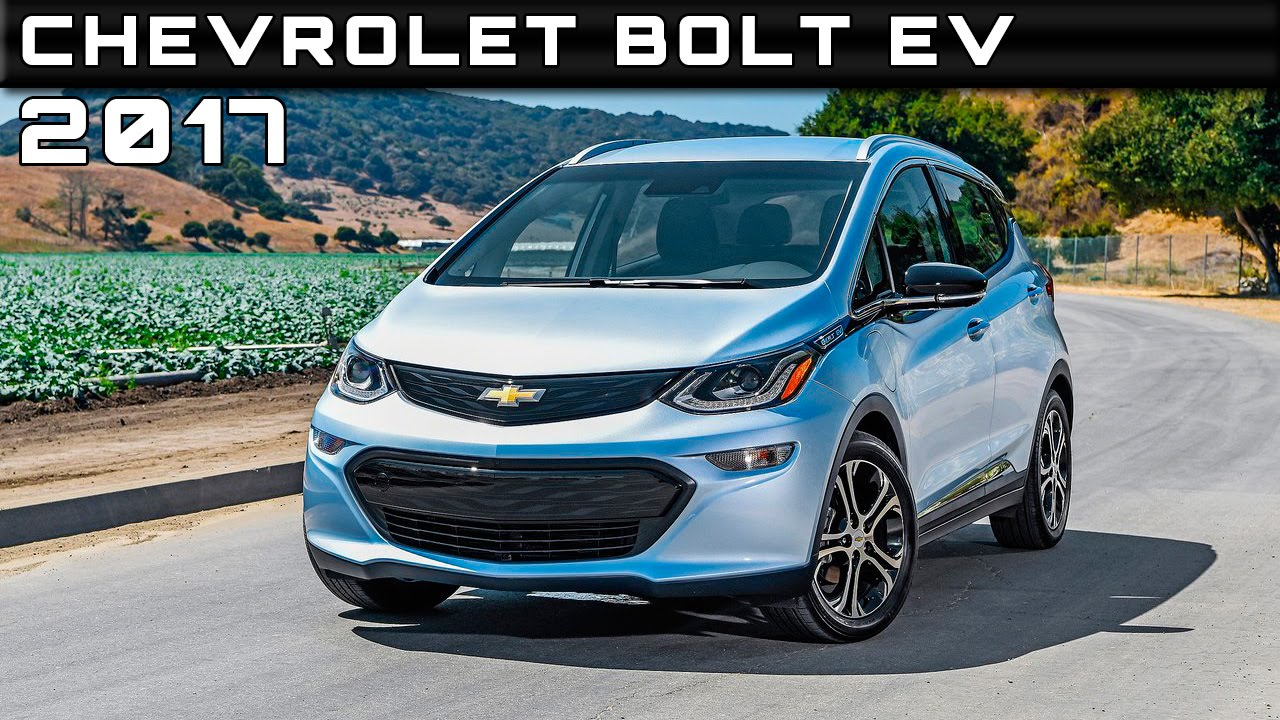 2017 Chevrolet Bolt Ev Review Rendered Price Specs Release Date