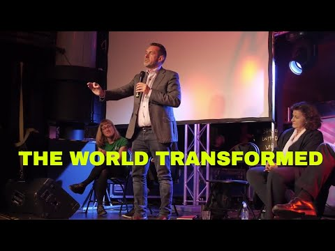 Paul Mason 'We Will Change the World' Labour Party Conference TWT 2017
