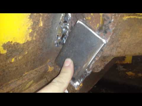 Snow Plow Repairs Part 5