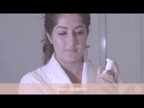 How to clean your eyelash extensions with de Foam Cleanser? - Tutorial