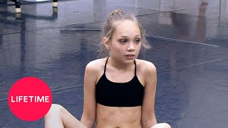 Dance Moms: Maddie Needs to Catch Up (Season 2 Flashback) | Lifetime