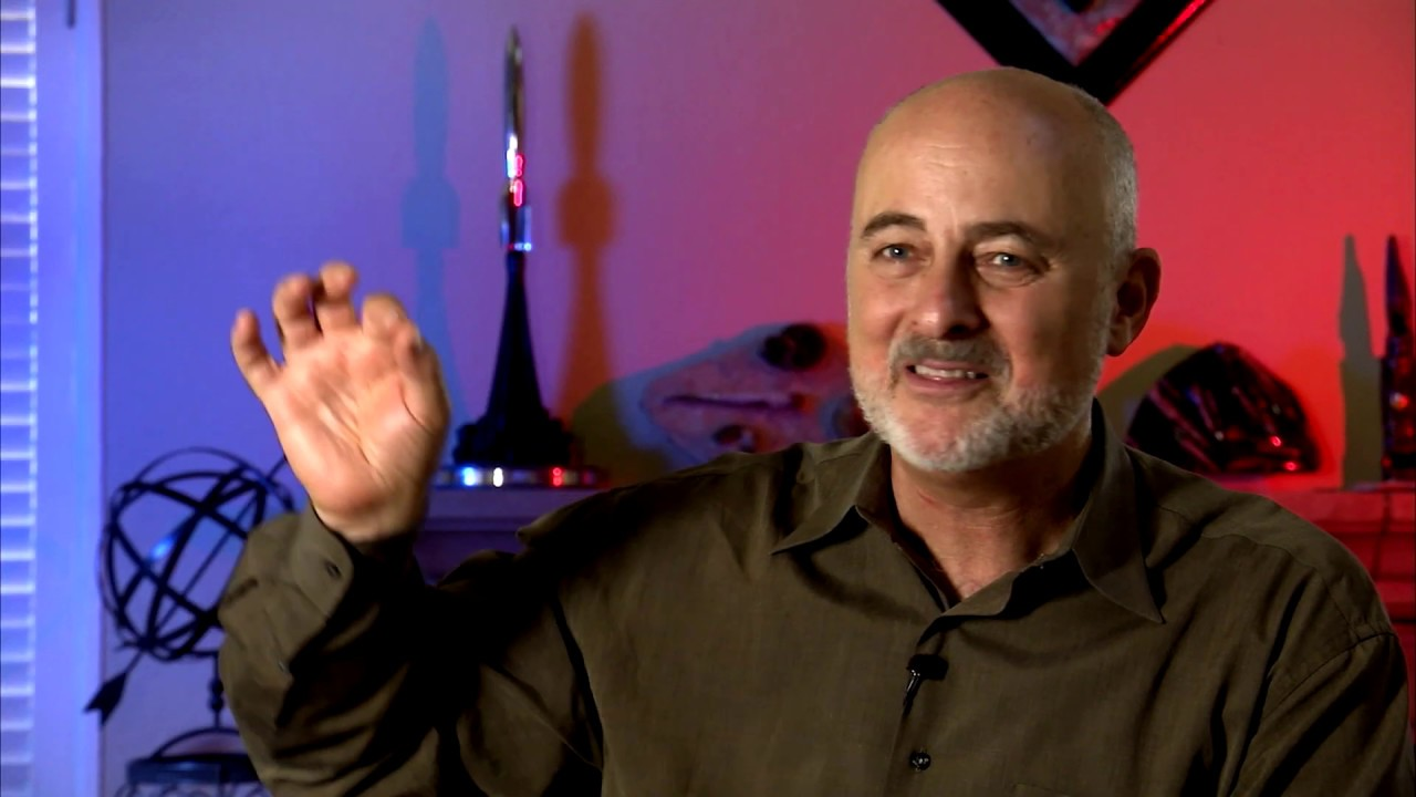 David Brin on 3D Printing in Outer Space