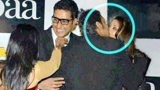 Repeat youtube video Aishwarya Rai & Ajay Devgan's HOT KISS in PUBLIC -- SHOCKING