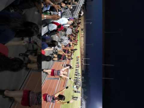 Hephzibah High School Marching Band 2016