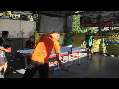 Turnamen Dobel Mania Londangdus Bos Foredi Sutarmono & Agus Gojek Vs Jari TV & Uzie MMC
