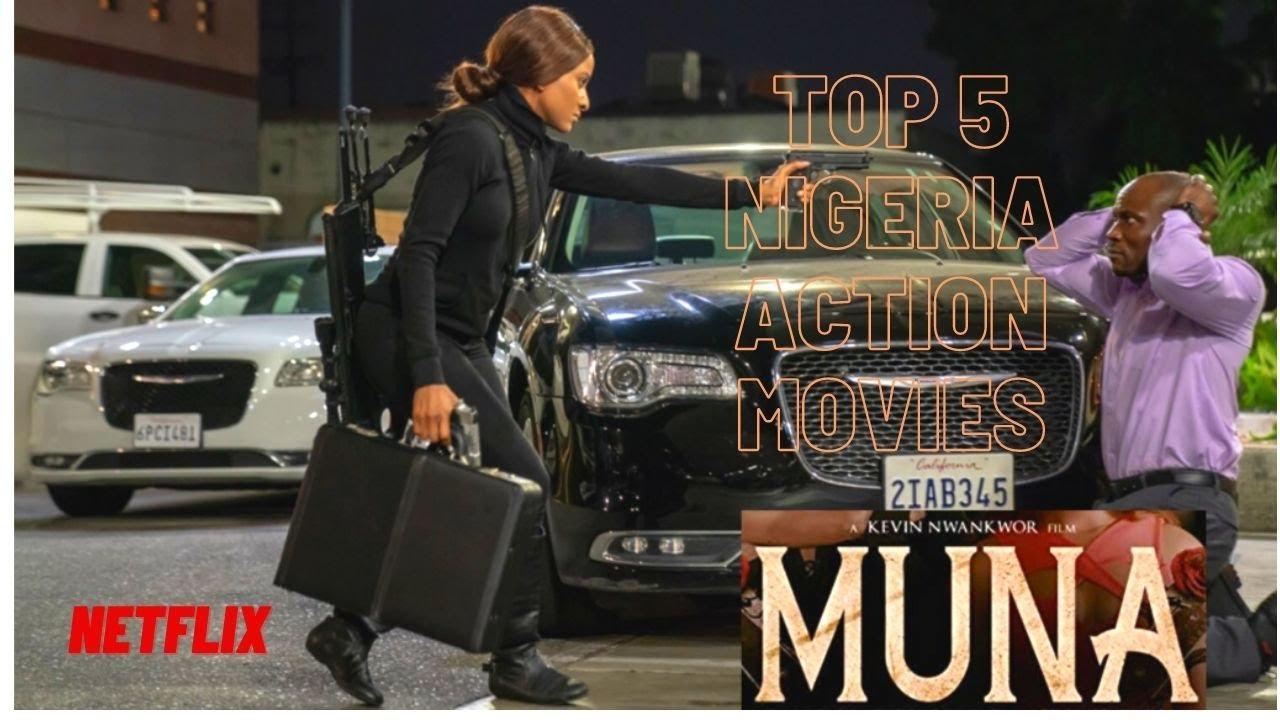 Download TOP 5 NIGERIAN ACTION MOVIES ON NETFLIX CINEMA  [2020]. MUNA, MERRY MEN 2, SUGAR RUSH, KING OF BOYS,