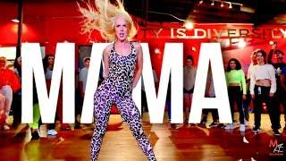"Gambar cover ""MAMA"" - Ella Eyre & Banx & Ranx ft. Kiana Ledé I Choreography by @NikaKljun"