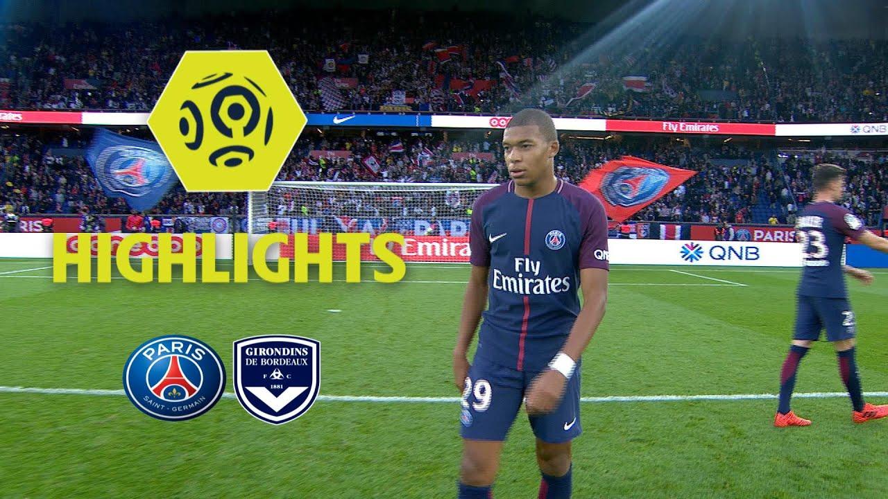 Download Paris Saint-Germain - Girondins de Bordeaux (6-2) - Highlights - (PSG - GdB) / 2017-18