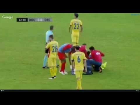 Roumanie vs RD Congo 25 05 2016