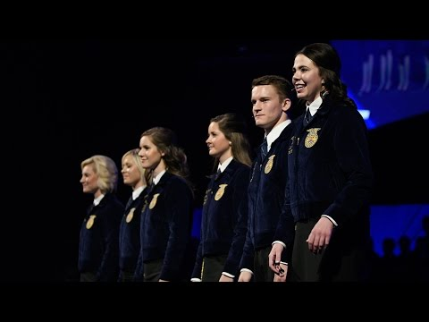 Opening Session - 89th National FFA Convention & Expo