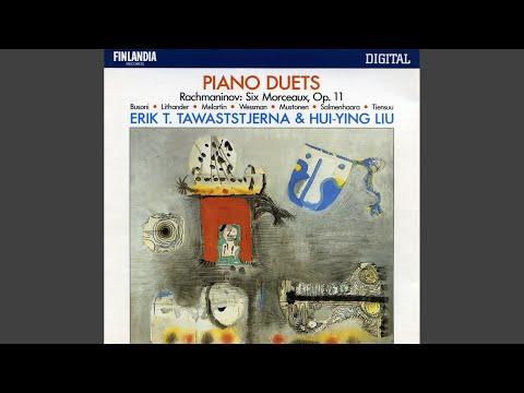 Finnish Folk Songs [Finnländische Volksweisen] Op.27 : Andante molto espressivo