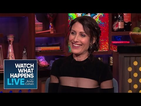 Lisa Edelstein Discusses Ivana Trump And Cheering For Donald Trump  WWHL