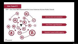 Simplifying Secrets Management in the Public Cloud