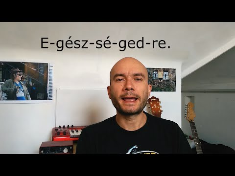 Hungarian greetings and other useful expressions