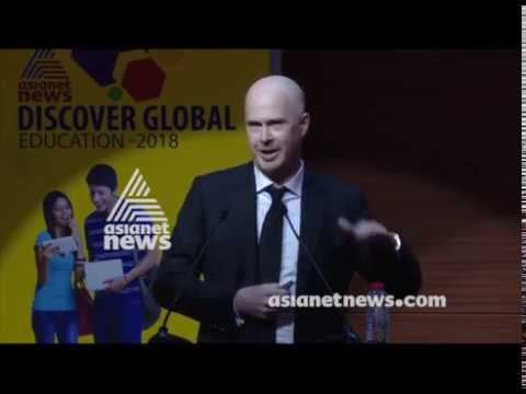 Asianet News Discover Global Education 2018 Gulf Round Up 29 NOV 2018