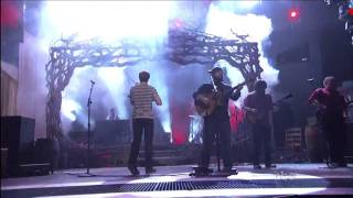 Zac Brown Band - Devil Went Down To Georgia - CMA Awards 2009 HD 1080p_(FullHD)