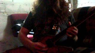 peppertooth brooks layla acoustic electric guitar solo eric clapton