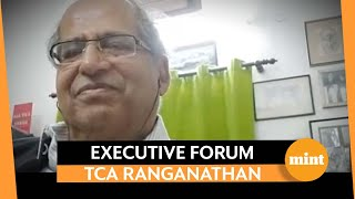Trending Now: BFSI - Technology makes the future Resilient | FeaturingTCA Ranganathan