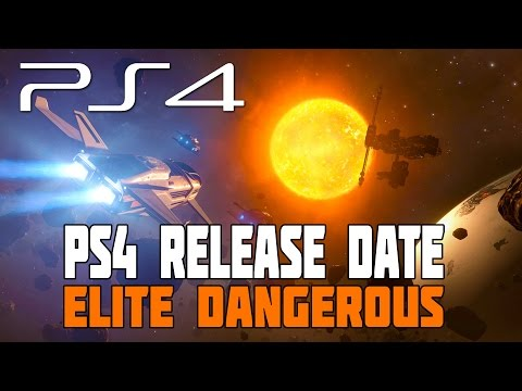 Elite Dangerous - PS4 Release Date, Everything we Know so Far and Physical Boxed Release