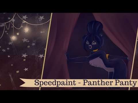 Speedpait - Panther Panty