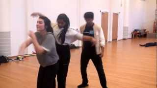 Party Rock Remix - Choreography