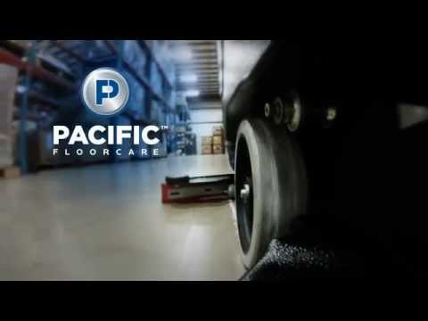 York Janitorial Supplies Pacific Floorcare S 20 Auto Scrubber