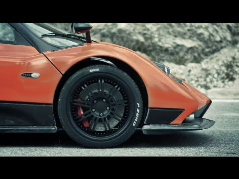 Pagani vs  Lamborghini Short Movie (Need for Speed: Hot Pursuit) | HD