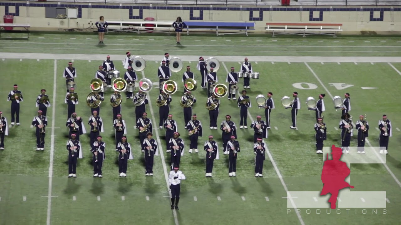 Huntington High School Field Show 2017 @ October Best Of The Bands