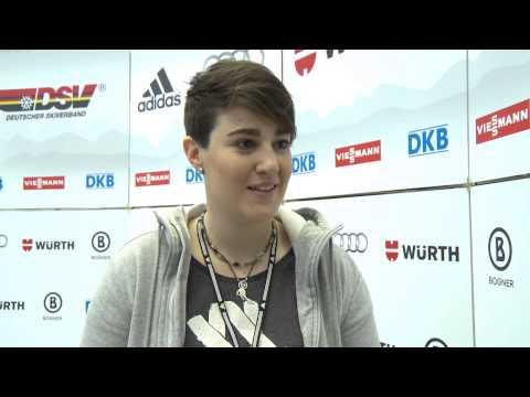 Ski Cross: Interview mit Anna Wörner (30.10.2012)
