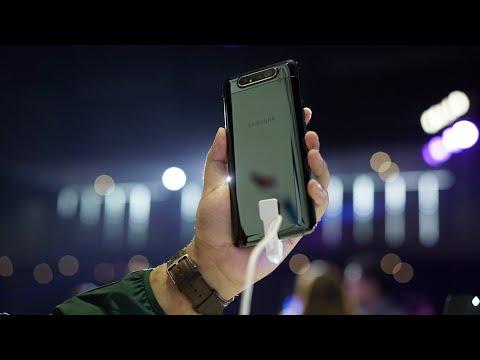 Samsung Galaxy A80 Resmi Indonesia : Kesan Pertama