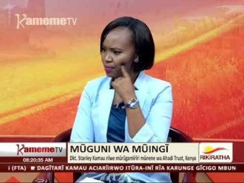 Kurung'a igiri na Dr Stanley Kamau wa Ahadi Trust Kenya