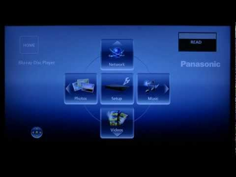 How to Change Region Code on 2011 Panasonic Blu-ray Player with Enhanced Multi Region Firmware