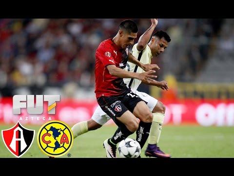 J16 | Apertura 2016 Resumen | Atlas 1-1 América