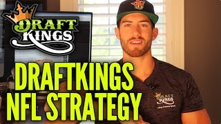 DraftKings NFL Strategy - Win More Money 💰