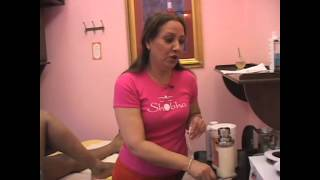 OFFICIAL VIDEO How-To Wax: Shobha Leg Waxing Video