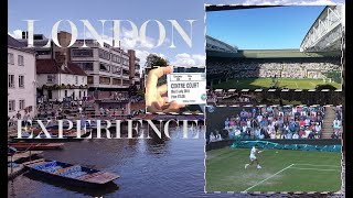 How to make a great experience in Wimbledon London 2019.