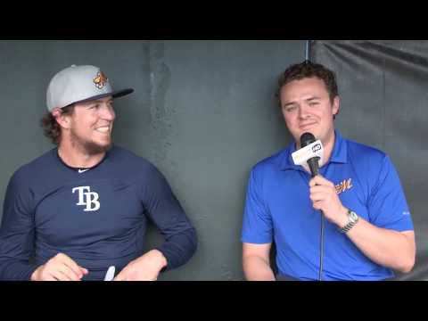 Chris Adams-Wall Interview with Colby Rasmus