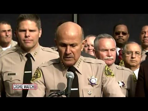 Policing in America: L.A County Sheriff Jim McDonnell Speaks to Andrea Isom - Crime Watch Daily