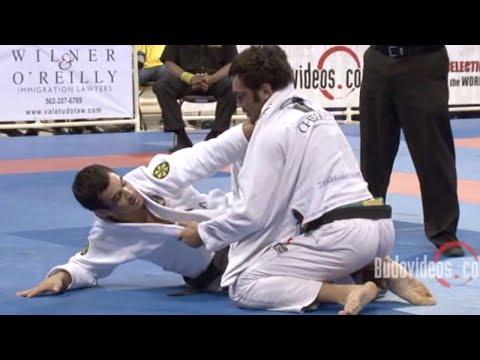 Lucas Leite VS Kron Gracie / World Championship 2009