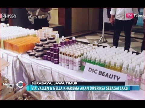 Via Vallen dan Nella Kharisma Akan Diperiksa Polisi Terkait Kosmetik Oplosan - iNews Pagi 09/12