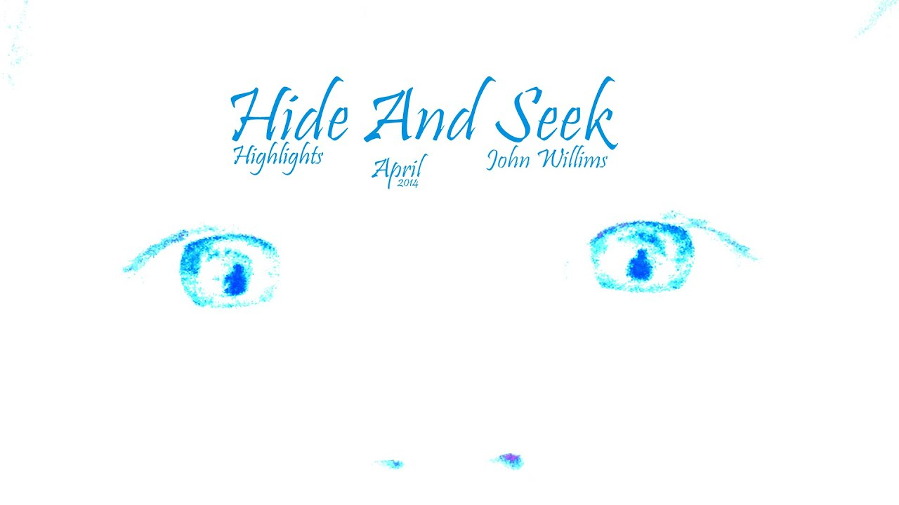 John Williams - Hide and Seek