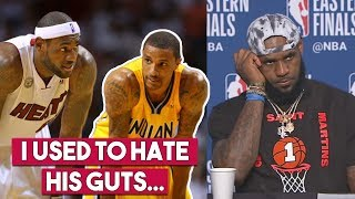 LeBron On His Injury and Game 7 In BOSTON, George Hill Says He Used To HATE LeBron...