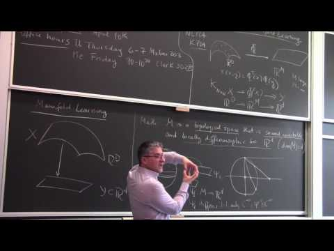 Lecture 15 |  Locally Linear Embedding (LLE) (hopkins)