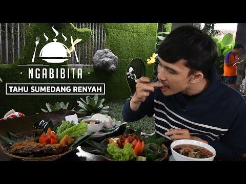 Kuliner Bandung NGABIBITA: Tahu Sumedang Renyah